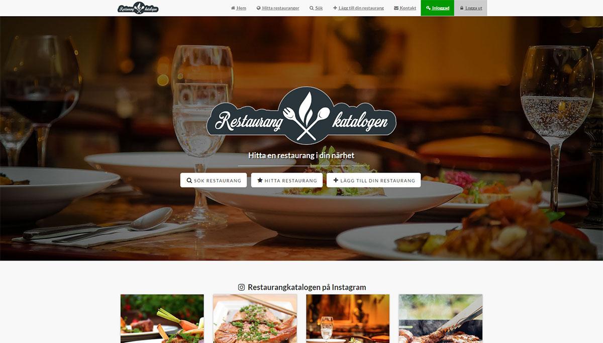Restaurangkatalogen